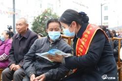 平塘农商银行普及金融知识提高群众认知度