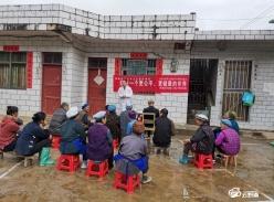 罗甸县卫生健康系统开展2021年世界卫生日宣传活动