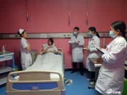 惠水县举行护士岗位技能竞赛