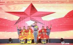 贵州首届广场舞嘉年华在长顺开幕
