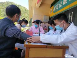 长顺县扎实推进疫苗接种筑牢健康屏障