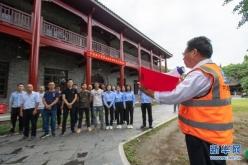 武汉:参观红色地标 传承红色文化