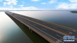 沿着高速看中国丨武荆高速连通江汉平原腹地