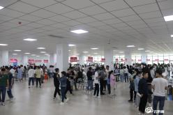 黔南医专举办2021届毕业生(第二场)大型校园招聘会