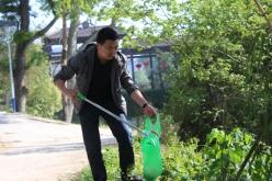 【我为群众办实事】长顺县鼓扬镇整治环境卫生建设美丽宜居乡村