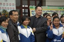 跨越山海  奔赴而来——记广州市广大附属实验学校教育集团董事长卢伟民