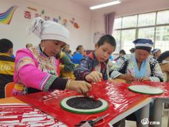 贵定:百幅剪纸庆祝中国共产党成立100周年