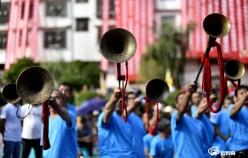 福泉第七届阳戏文化节举行