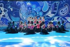 民族舞蹈《银铃声声》亮相湖南卫视