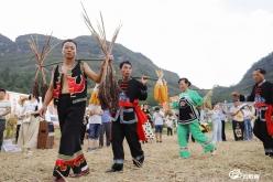 又是一年稻香时!独山县开展水稻机械化收割大展示活动