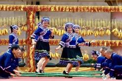 丰收地里庆丰收——平塘县喜迎第四个中国农民丰收节剪影
