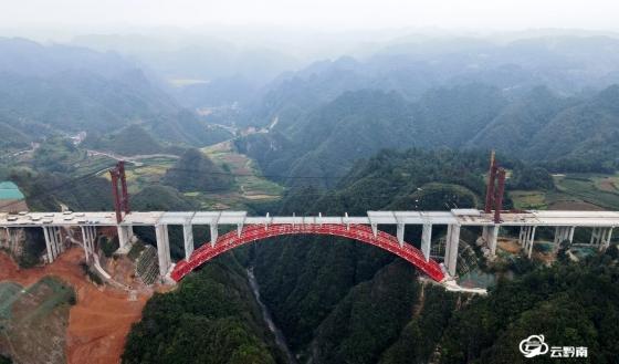 乌梅河大桥工程有序推进