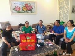 州计生协到惠水县慰问困难计生家庭