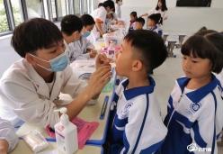 瓮安县人民医院送口腔健康知识进校园