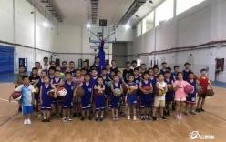 杨晓宇:情牵篮球的追梦人