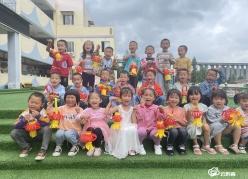 【网络中国节·中秋】龙里龙山:学传统文化  庆中秋佳节