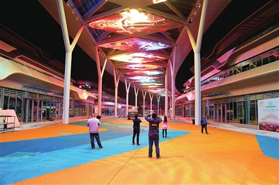 天文小镇:科技旅游产业蓬勃发展